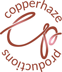 Copperhaze Productions Logo Circular